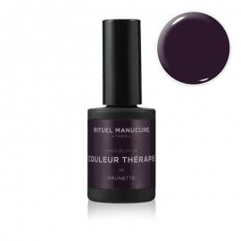 PRUNETTE - VERNIS PERMANENT 15ML - PRUNE - AUBERGINE