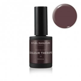 MOCCA - VERNIS PERMANENT 15ML - MARRON