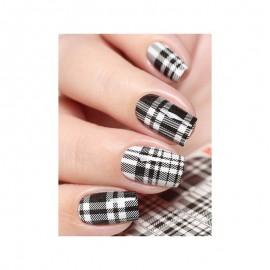 WATER DECALS - NAIL ART - 15